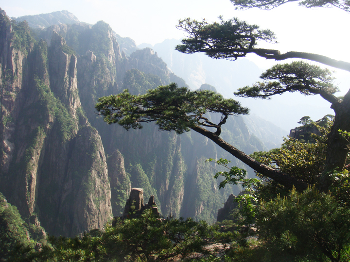 Chinese Mountains